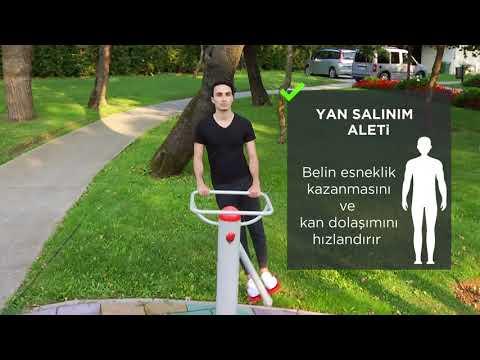 Sokak Egzersizleri | Yan Salınım Aleti