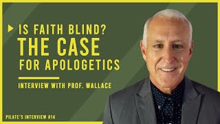 Is Faith Blind? The Case for Apologetics: An Interview with Professor James Warner Wallace | PI E13