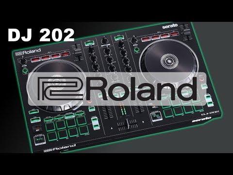 Roland DJ 202 Review DEUTSCH