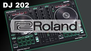 Roland DJ 202 Review DEUTSCH
