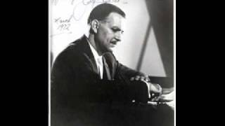JORGE BOLET plays LISZT Mephisto-Waltz No 1 (1960)