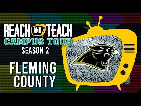 Campus Tour  .Season 2   Episode 8: Fleming County High School