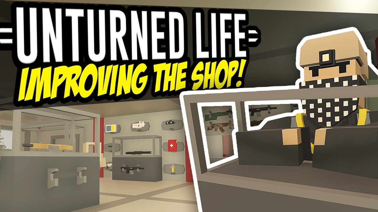 Unturned Life Roleplay #150