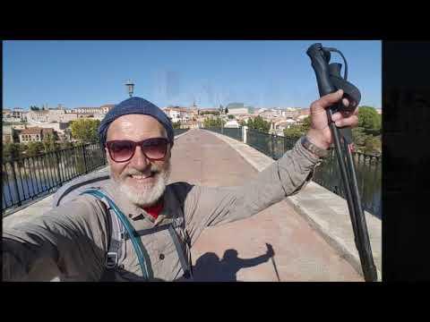 Walking the Via de la Plata:  Seville to Santiago de Compostela in 32 days