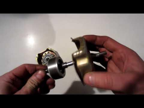 Ремонт, и доработка напольного вентилятора