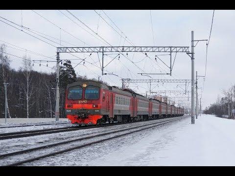 Горьковское направление МЖД | Москва Курская -  Петушки