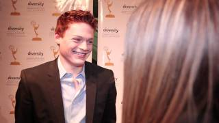 "Sean Berdy Promises Lots of Drama on ""Switched at Birth"""