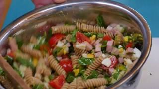 Blind Taste| Java 5| Puntata 1, Receta pasta e ftohtë & sallatë mango, luleshtrydhe