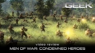Men of War: Condemned Heroes Video Review
