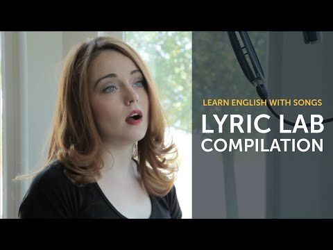 Learn English with Songs | English Music Compilation | Lyric