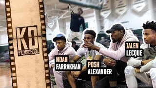 KD & Zaire Wade ▻▻https://ovrt.me/2naFRt2 KD & Cole Anthony ▻▻ https://ovrt.me/2LQrxER We're back with another episode of Kevin Durant's film school!