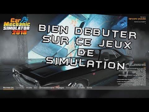 Repeat [TRICHE] ARGENT ET XP INFINIT CAR MECHANIC SIMULATOR