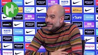 Pep Guardiola: Fernandinho can play centre-back to extend career