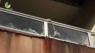 Apartamento do IHRU entulhado de lixo