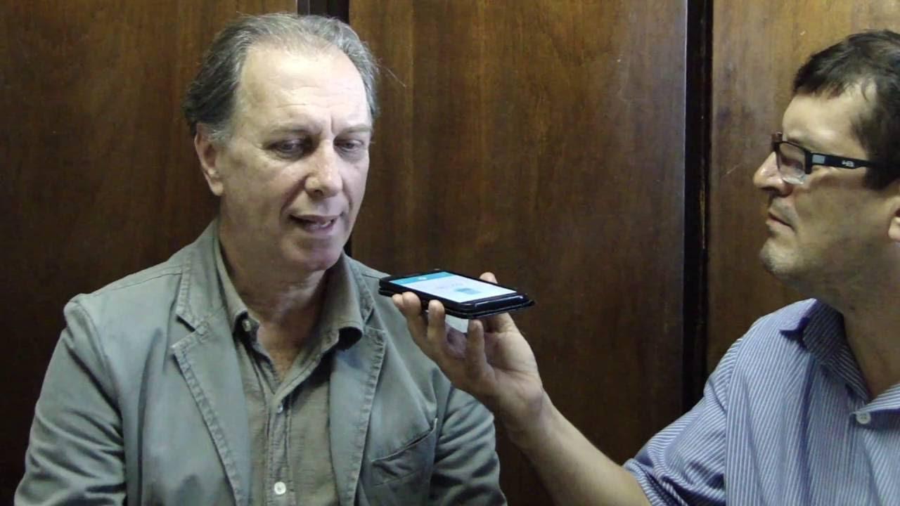 Entrevista com Renato Prieto (peça teatral