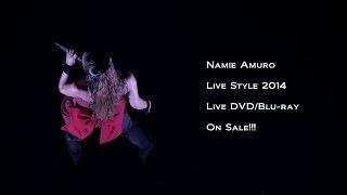 Namie Amuro 安室奈美恵 Live Style 2014