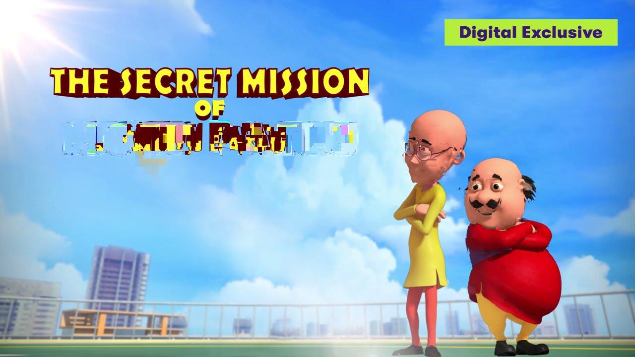 Watch Motu Patlu The Secret Mission On Voot Kids