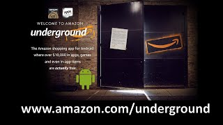 Installing Amazon Underground App on Android Device