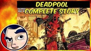 """Baixar Deadpool Vol 2 """"Deadpool VS Sabertooth"""" - Complete Story   Comicstorian"""