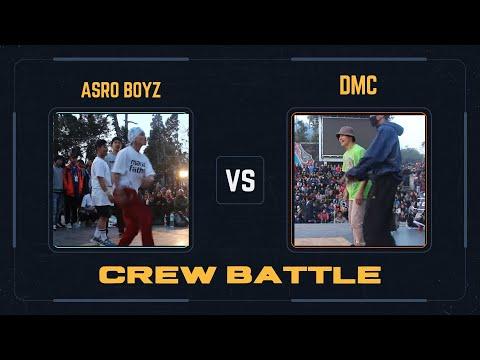 Dance Mafia  Crew vs Astroboyz (Nepal) | Power of Youth vol 3 | Darjeeling 2017