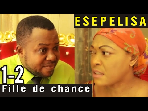 Fille de Chance 1-2 - Nouveau Theatre Congolais Esepelisa 2017 - Groupe Cinarc - Caleb
