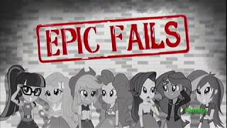 (SHORT) EQUESTRIA GIRLS SUMMERTIME SHORTS (EPIC FAILS) PART 1