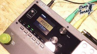 NAMM 2019 | Mooer GE150 | Quick Playthrough