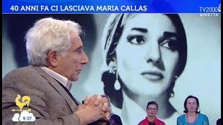 40 anni fa ci lasciava Maria Callas