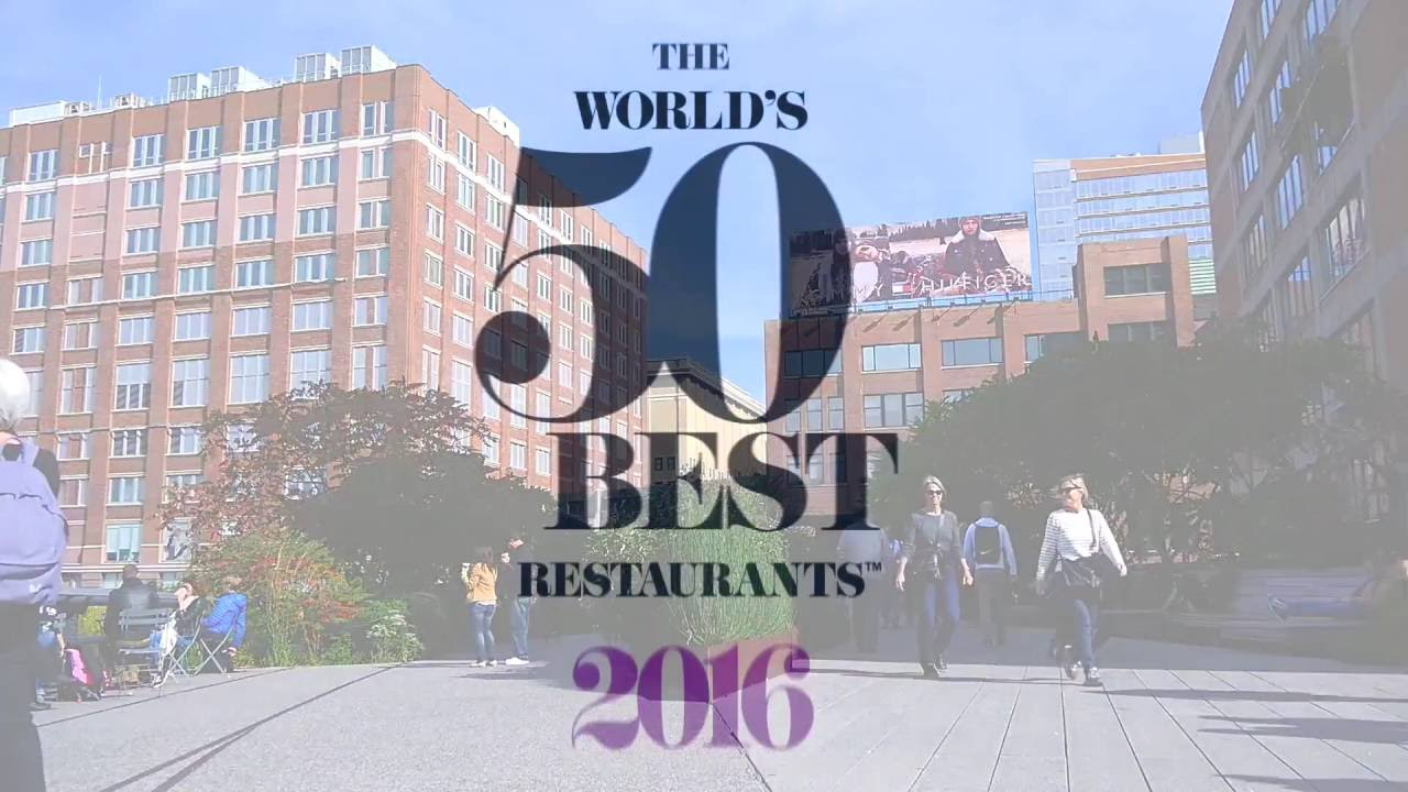 Welcome To The World S 50 Best Restaurants 2016