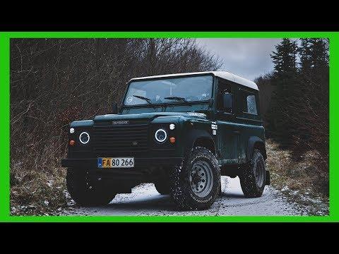 Installing LED 'Halo' Lights | Land Rover Defender Mods