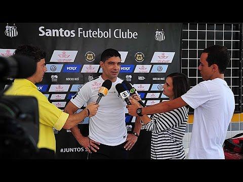 Comunicação do Santos FC inicia novo procedimento de atendimento à imprensa