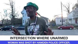 protests in new haven ct for unarmed couple shot by hamden an yale pd