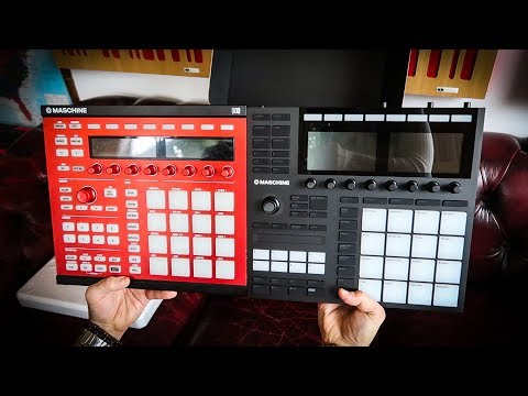 Native Instruments: Before & After!