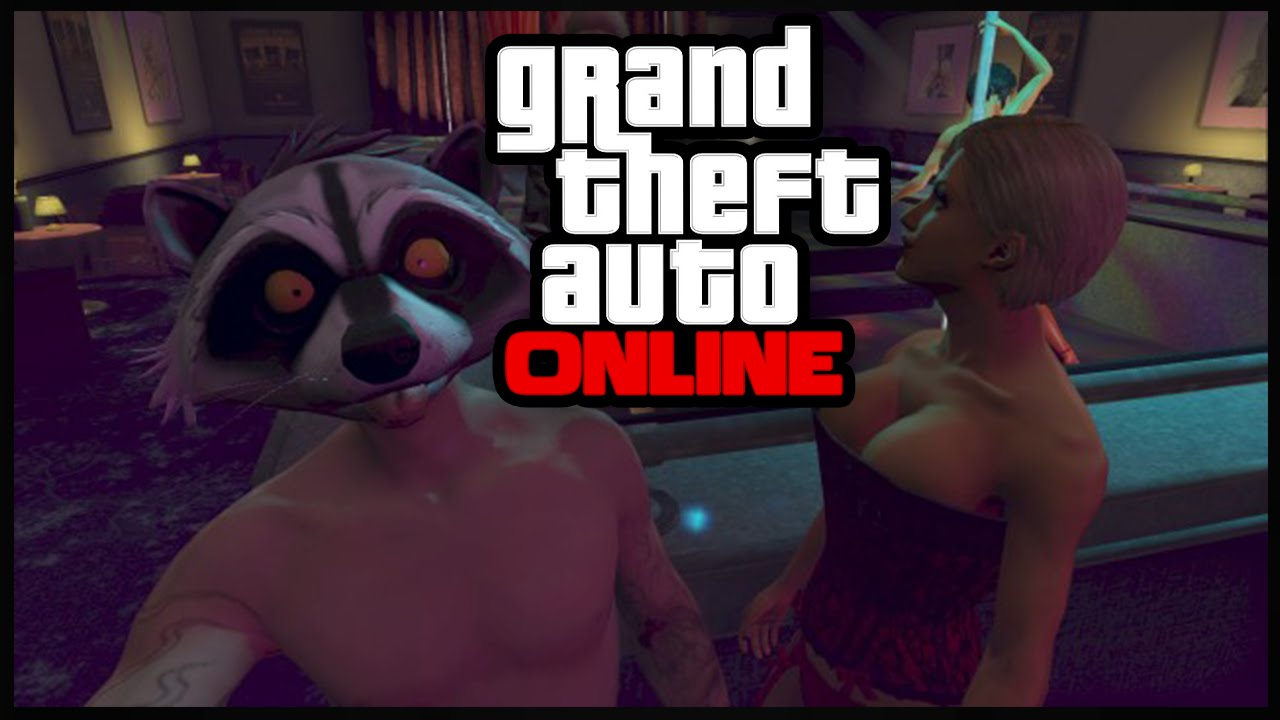 funny things in grand theft auto 5