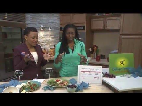 Reshaunda Thornton features foods under $5 on FOX2 News at 9AM