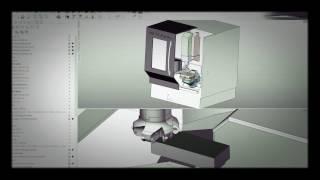 Sprutcam Simulation in V11