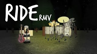 Ride - Twenty One Pilots | Roblox Music Video