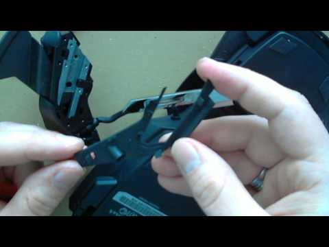 Razer Orbweaver Thumbstick Mod - Part 1 Side Module Disassembly
