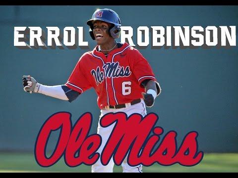 Errol Robinson  || New Level || Ole Miss SS Highlights ᴴᴰ