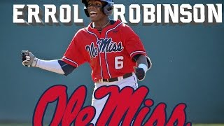 Errol Robinson  || New Level || Ole Miss SS Highlights ᴴᴰ