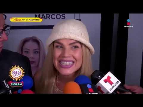 ¡Niurka da su opinión sobre el romance entre Belinda y Lupillo Rivera! | Sale el Sol