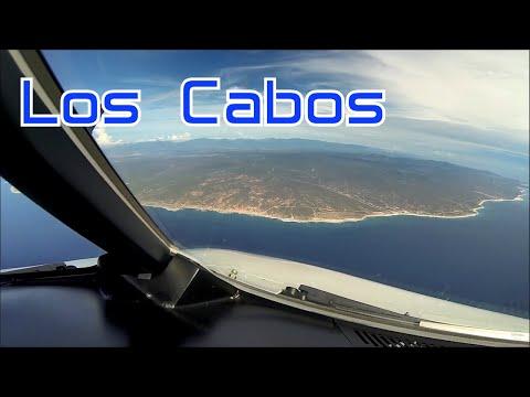 Landing in Los