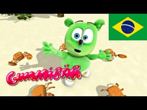 CHO CACAU - Cho Ka Ka O Brazilian Version - Ursinho Gummy (Gummibär) Gummy Bear