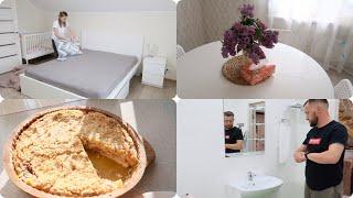VLOG; новая ванная комната/ягодный Скрамбл/ужин/гуляем
