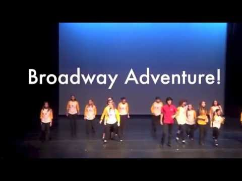 DMR Adventures FALL BROADWAY ADVENTURE Promo - James and the Giant Peach, Jr.