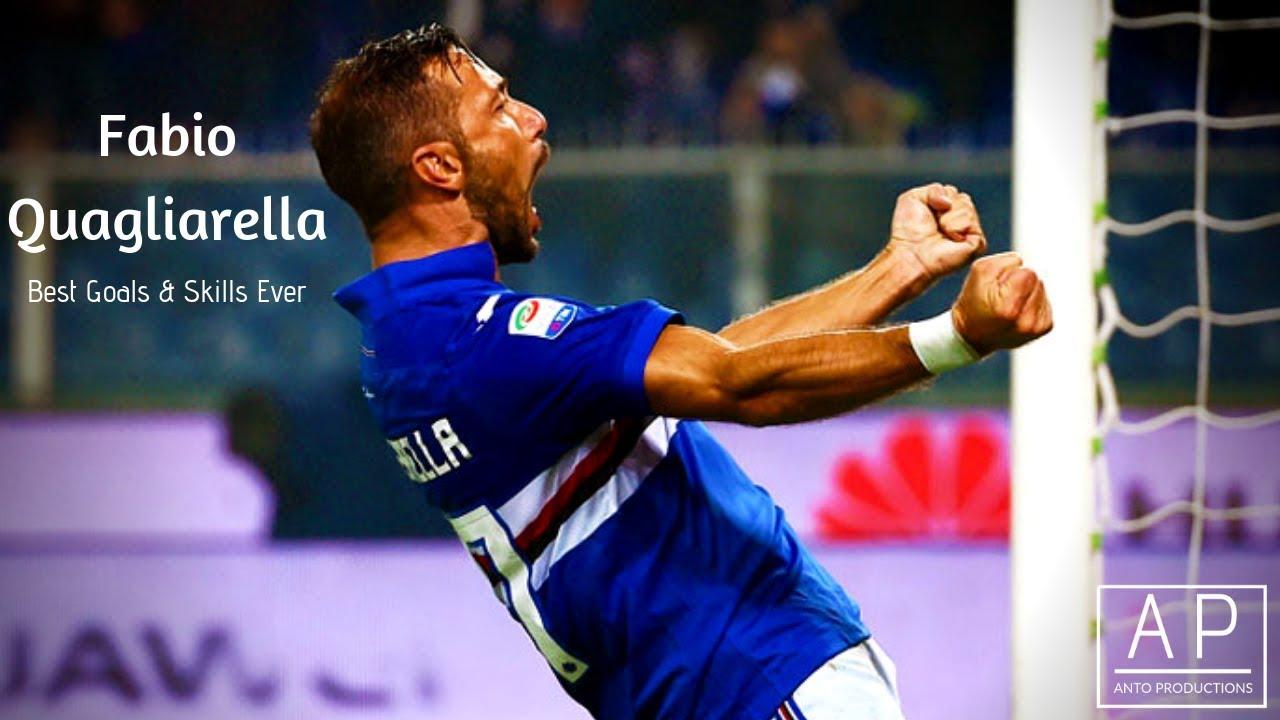 Fabio Quagliarella - Best Goals & Skills Ever - HD