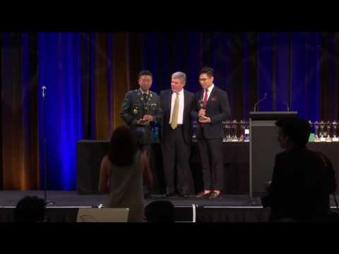 Republic of Korea Ministry of National Defense wins in 2016 Asia-Pacific Stevie® Awards