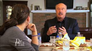 Dr. Phil Has Dinner with Monster In-Law Khalood
