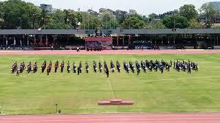 SL Army Band & Regimental Brass Bands Display - Sri Lanka Army Band - Anjula De Soysa