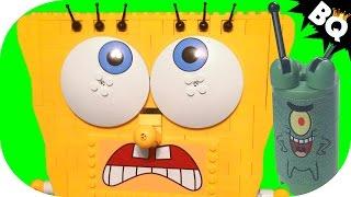 Lego Spongebob Squarepants Build A Bob 3826 Flash Speed Build
